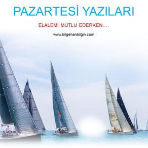 ELALEMİ MUTLU EDERKEN...
