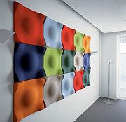 Lambader, Duvar panelleri, Duvar Saatleri