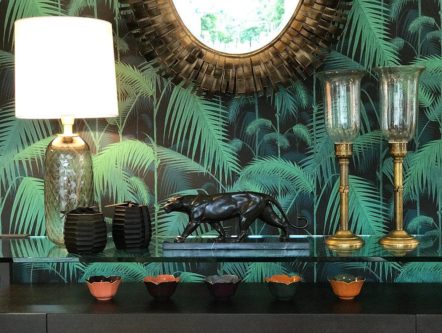 AR Interior Design Showroom in München/Lehel