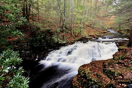 Pennell Falls