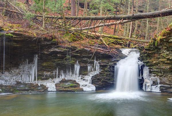 Cottonwood Falls
