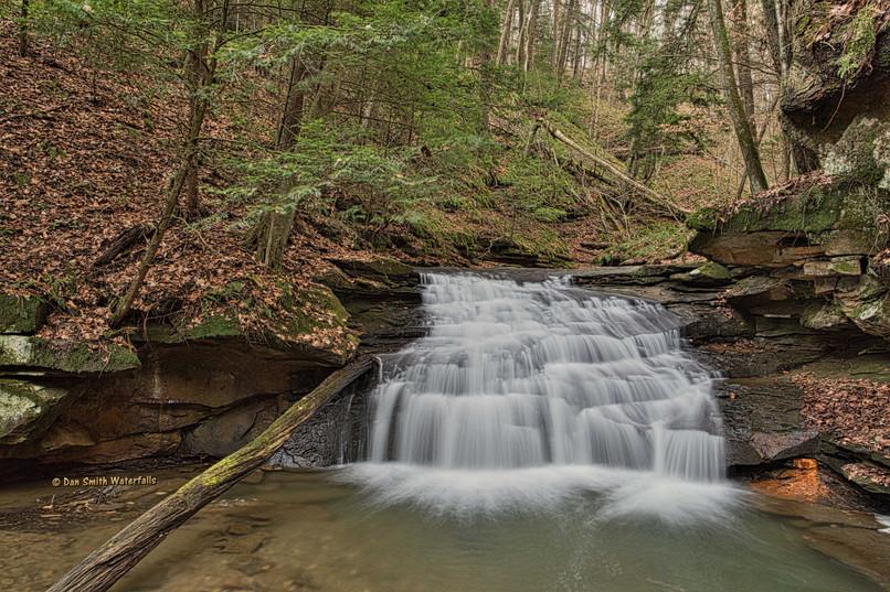 Skunk Run Falls