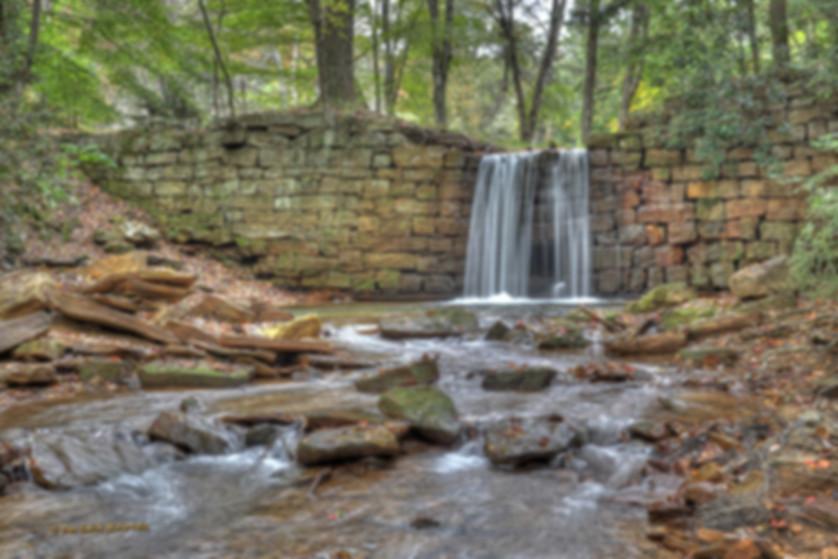 Henry's Run Dam