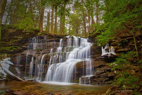 Rosecrans Falls