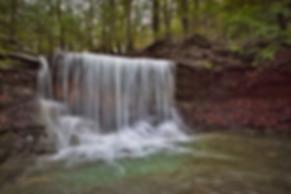 Grindstone Run Falls