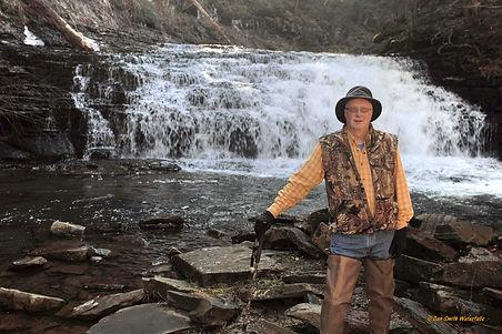 Fall Brook at Salt Spring