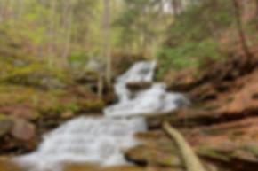 Hounds Run Falls Pennsylvania Waterfall