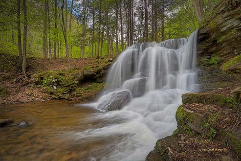 Dry Run Falls