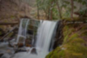 Table Falls Pennsylvania Waterfall Photography