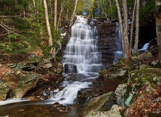 Buttermilk Falls at Bear Creek