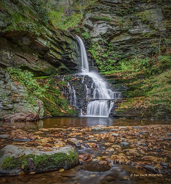 Lower Bridesmaid Falls