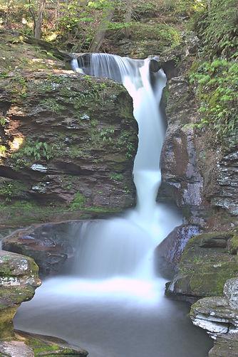pennsylvania waterfall photo