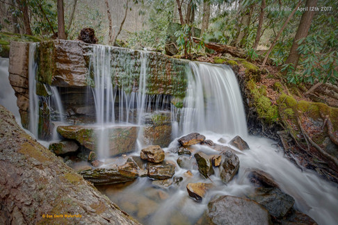 Table Falls Pennsylvania waterfall photography