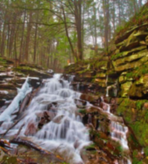 McElhattan Falls