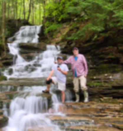 Hounds Run Falls