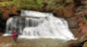 Hells Hollow Falls