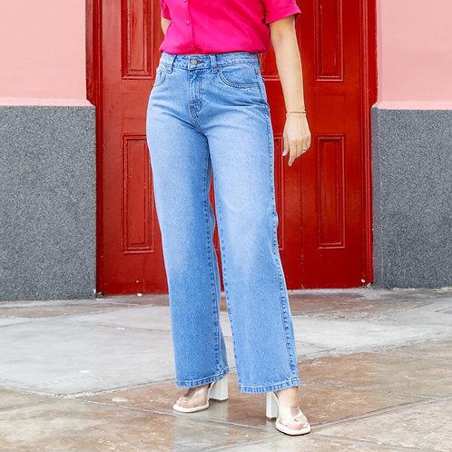 Wide Leg Jean