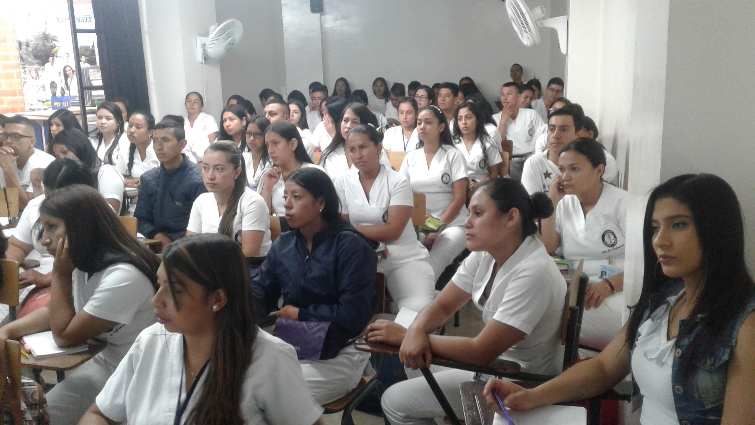 Capacitación Enfermeras Cauca