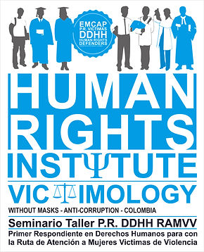 HUMAN RIGHTS INSTITUTE VICTIMOLOGY 2018H