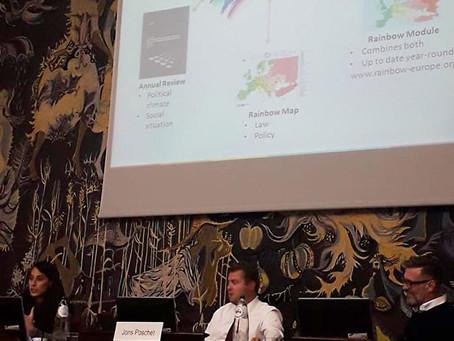 België zilveren medaille LGBT+ rechten -jaarlijkse meeting EVP-regenboognetwerken
