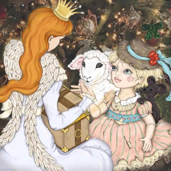 Miss Flora McFlimsey & The Angel