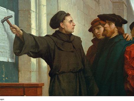 루터의 유산: 종교 반란은 과학을 탄생시켰을까?