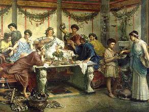 고대 로마에 대한 오해: 로마인들은 탐식을 위해 구토실을 이용했을까?