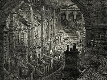 빅토리아 시대 영국을 매혹한 슬럼가