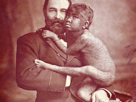 잃어버린 고리: 빅토리아 시대의 괴물 쇼