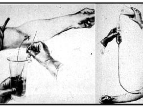 1914년 경, 새로운 개념의 혈액이 등장하다