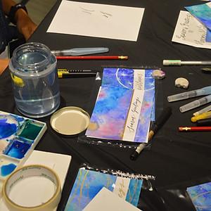 Calligraphy & Watercolor Workshop