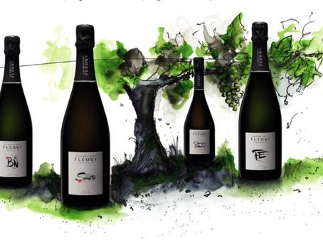 Trois champagnes naturels à moins de 40€