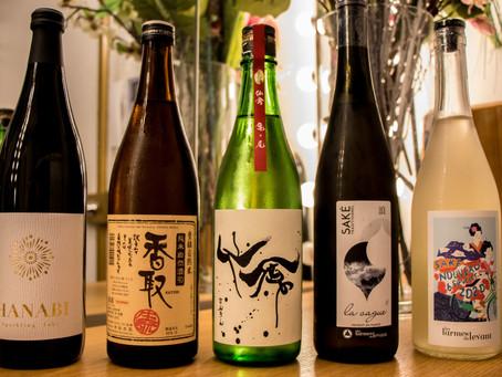 Quels sakés offrir à Noël ?