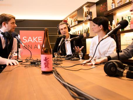 Sake On Air : le premier podcast dédié entièrement au Nihonshu