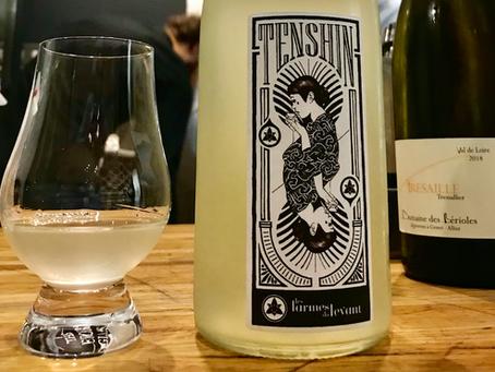 """Kenshin, la cuvée """"Usu Nigori"""" de la brasserie de saké française Les Larmes du Levant"""