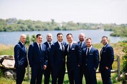 Navy Suits Wedding