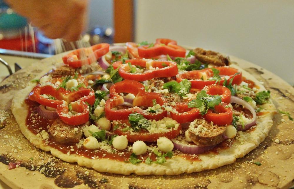 Against the Grain Pizza