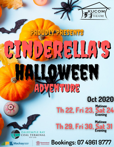 Cinderella's Hallowe'en Adventure