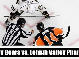 Fri, Mar 20, 2020, Phantoms vs. Hershey Bears @ 7:05pm – BIDS DUE BY 03/18 @ 12pm