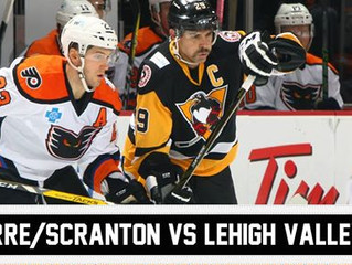 Wed, Mar 11, 2020, Phantoms vs. Wilkes-Barre/Scranton Penguins @ 7:05pm – BIDS DUE BY 03/09 @ 12pm