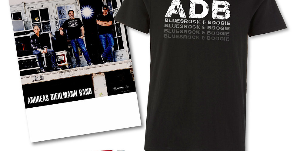 Andreas Diehlmann Band - Them Chains - Fan Edition Audio CD