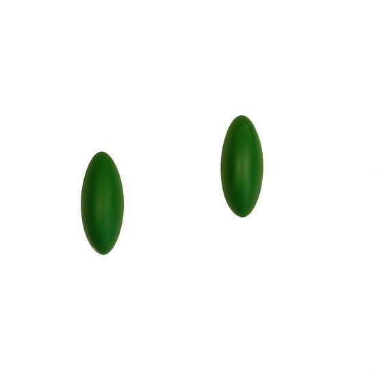 Fruity Colorful Oval Shape Earrings
