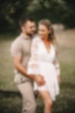 Ein verliebtes Paar beim Couple Fotoshooting