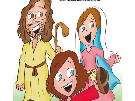 JESUS, UMA HISTÓRIA DE AMOR
