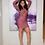 Thumbnail: Pink Bandage Dress