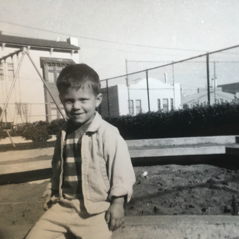 Me at about 5 years old