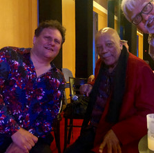 With Quincy Jones and Fareed Haque