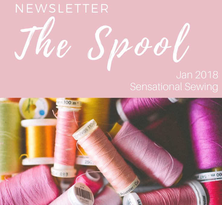 The Spool; Jan 2018 edition