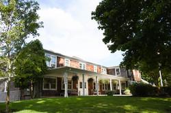 SFAH Main House & Dining Room