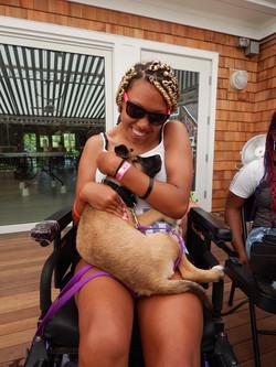 Animal Shelter Visit